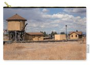 Antonito Colorado Tank And Station Carry-all Pouch