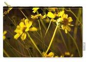 Anza Borrego Desert Sunflower 4 Carry-all Pouch