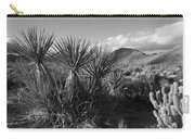 Anza-borrego Yuccas Carry-all Pouch