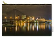 Anzac Bridge By Night Carry-all Pouch
