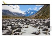 Aoraki Mount Cook Hooker Valley Southern Alps Nz Carry-all Pouch