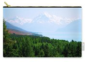 Aoraki Mount Cook Carry-all Pouch