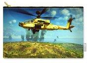 Apache Ai Assault - Operation Desert Wolves Carry-all Pouch