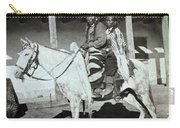Apache Couple, C1873 Carry-all Pouch