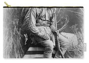 Apache Leader, 1885 Carry-all Pouch