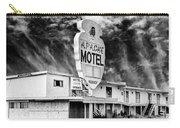 Apache Motel Tucumcari Carry-all Pouch