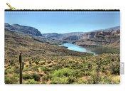 Apache Trail - Salt River - Arizona Carry-all Pouch
