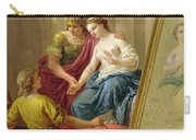 Apelles In Love With The Mistress Of Alexander Carry-all Pouch