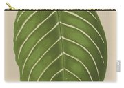 Aphelandra Leopoldii  Carry-all Pouch
