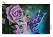Aphrodite's Rose Carry-all Pouch