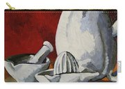 Apilco No. 4 Carry-all Pouch by Erin Fickert-Rowland