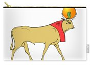 Apis - Egyptian Sacred Bull Carry-all Pouch