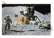Apollo 15: Jim Irwin, 1971 Carry-all Pouch