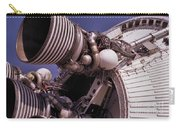 Apollo Rocket Engine Carry-all Pouch