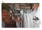 Apostle Islands Icicles Carry-all Pouch