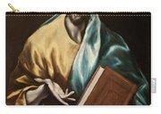 Apostle Saint James The Less Carry-all Pouch
