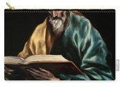 Apostle Saint Simon Carry-all Pouch