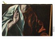 Apostle Saint Thomas Carry-all Pouch