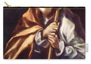 Apostle St Thaddeus Jude Carry-all Pouch