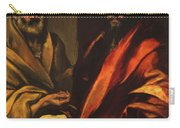 Apostles Peter And Paul 1592 Carry-all Pouch