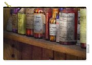 Apothecary - Inside The Medicine Cabinet  Carry-all Pouch