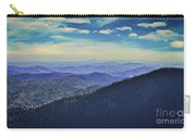Appalachia Blue Carry-all Pouch