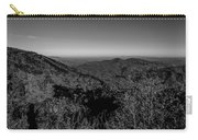 Appalachian Mountains From Mount Mitchell, The Highest Point In  Carry-all Pouch