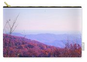 Appalachian Mountains, Va Carry-all Pouch