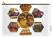 Appalachian Petal Power Carry-all Pouch