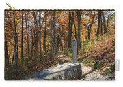Appalachian Trail In Shenandoah National Park Carry-all Pouch