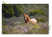 Appaloosa Mustang Horse Carry-all Pouch
