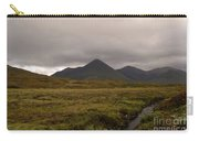 Appealing Scenic Landscacpe In Cuillen Hills Scotland  Carry-all Pouch