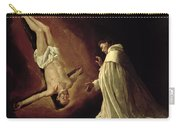 Appearance Of Saint Peter To Saint Peter Nolasco Carry-all Pouch