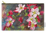 Apple Blossom 2 Carry-all Pouch