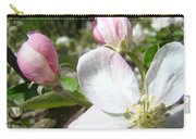 Apple Blossom Artwork Spring Apple Tree Baslee Troutman Carry-all Pouch