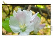 Apple Blossom Close-up Carry-all Pouch