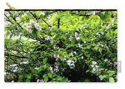 Apple Blossom Digital Painting Carry-all Pouch