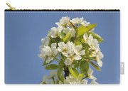 Apple Blossom In Spring Carry-all Pouch by Matthias Hauser