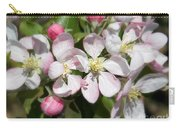 Apple Blossom Time Carry-all Pouch
