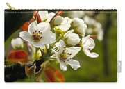 Apple Blossoms Carry-all Pouch