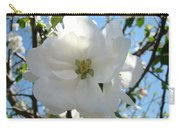 Apple Blossoms Art Prints Canvas Spring Tree Blossom Baslee Troutman Carry-all Pouch