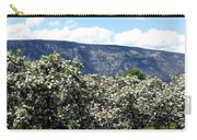 Apple Blossoms Carry-all Pouch by Will Borden