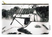 Apple Farm In Winter Carry-all Pouch