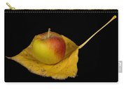 Apple Harvest Autumn Leaf Carry-all Pouch