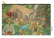 Apple Industry Carry-all Pouch