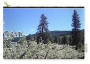 Apple Orchard In Bloom Carry-all Pouch