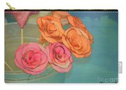 Apple Roses Carry-all Pouch