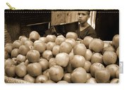 Apple Seller Morocco. Carry-all Pouch