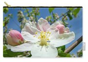 Apple Tree Blossom Art Prints Springtime Nature Baslee Troutman Carry-all Pouch