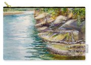 Apple Tree Creek At Bobbin Head Carry-all Pouch